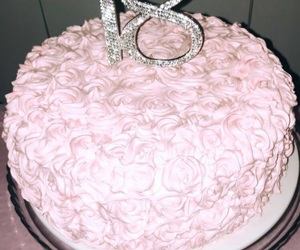 birthdaycake, cake, and fun image