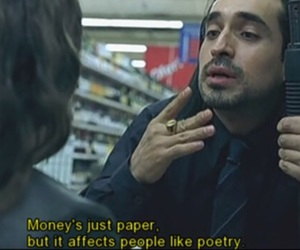 money, quote, and poetry image