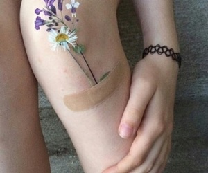black, pale, and tumblr image