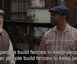 Fences, movie, and quotes image