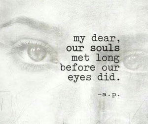 quotes, soul, and love image