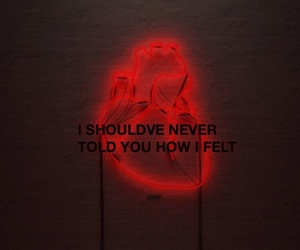 aesthetics, quotes, and red image