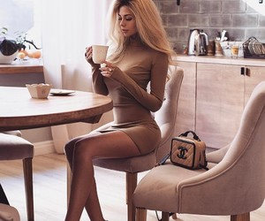 blonde and classy image