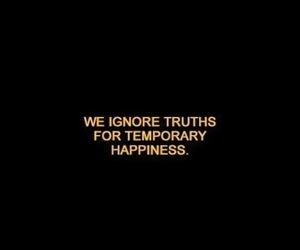 quotes, happiness, and truth image