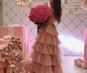 dress, beauty, and luxury image