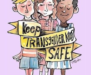 feminism, trans, and Transgender image