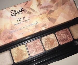 makeup and sleek image