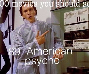 american psycho, fun, and great image