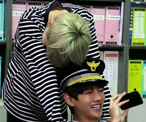 boyfriend, jin, and kpop image