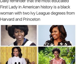 author, first lady, and girls image