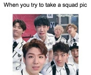 kpop, wonho, and monstax image