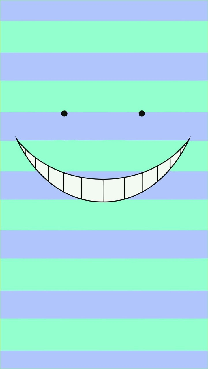 I Don T Know Why But This Colors Match So Well With Koro Sensei Lol