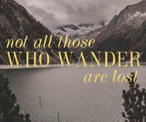 quote, lord of the rings, and tolkien image