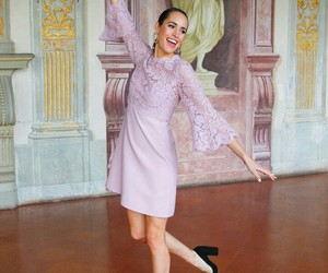 pink, Valentino, and louise roe image