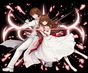 fate extra and hakuno kishinami image