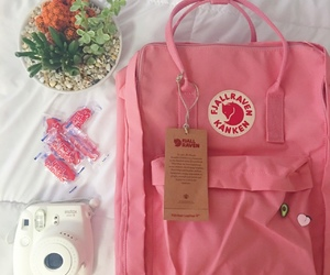 pink, aesthetic, and kanken image
