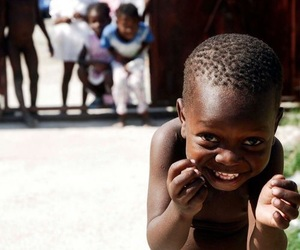 smile, child, and africa image
