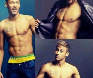 body, handsome, and neymar image