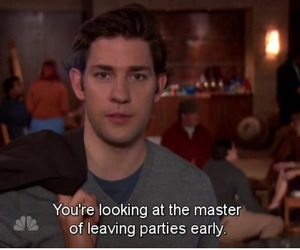funny, the office, and party image