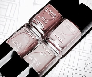 chanel, beauty, and nails image