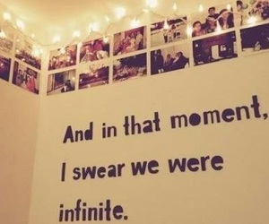 quotes, infinite, and room image