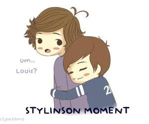 adorable, larry stylinson, and boo bear image