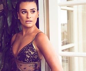 actress, beautiful, and black dress image