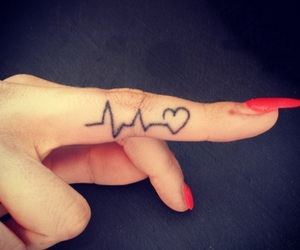 different, nails, and ♥ image