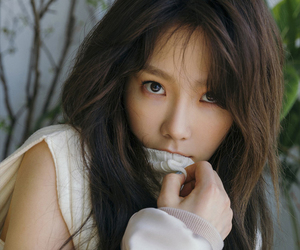 snsd and taeyeon image