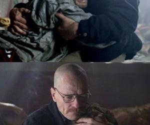 breaking bad, fandom, and hug image