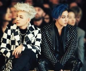 taeyang, bigbang, and g-dragon image