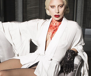 Lady gaga, the countess, and ahs hotel image