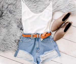 outfit, summer, and ootd image