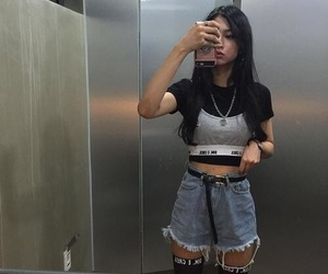 girl, asian, and fashion image
