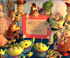 disney, pixar, and toystory image