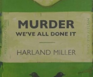 green, murder, and funny books image