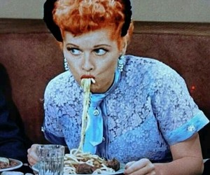50s, tv show, and I Love Lucy image