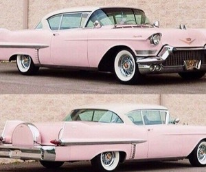 50s, aesthetic, and cadillac image