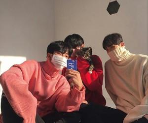 boys, asian, and ulzzang image