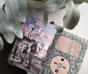 art, art journal, and drawing image