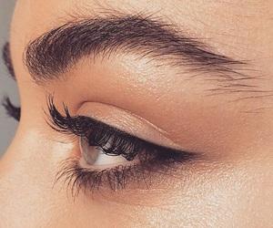 eyes and makeup image