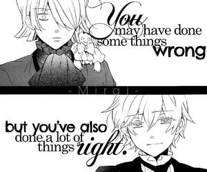 amazing, anime, and black and white image