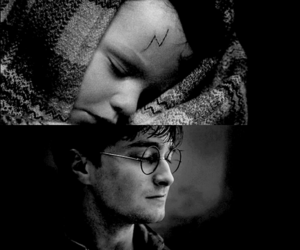 final, hp7, and harry potter image