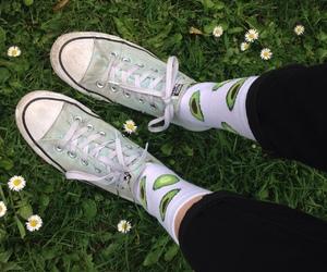 avocado, shoes, and socks image