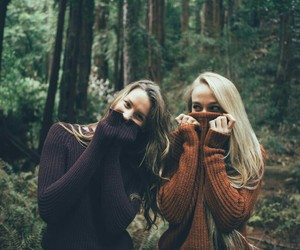 friendship, girls, and tumblr image
