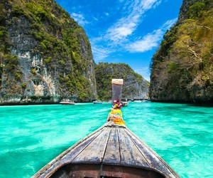 thailand, beach, and beautiful image