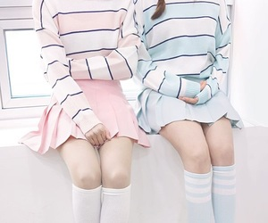 pastel, pastels, and cute image