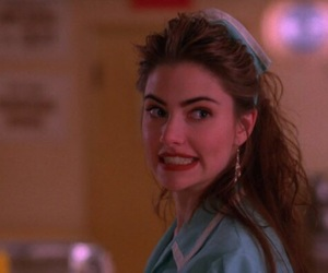beautiful, shelly johnson, and cafe image