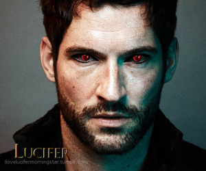 lucifer, lucifer morningstar, and lauren german image