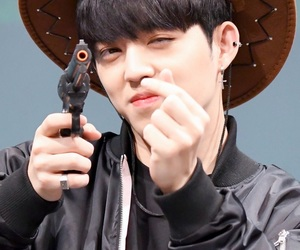 seungcheol and s.coups image